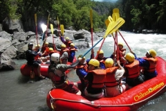 Costa y Cumbre Tours Rafting 2